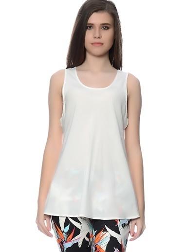 Broadway Bluz Beyaz